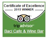 Trip Advisor Award 2015